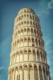 The Leaning Tower, Pisa Royalty Free Stock Photo