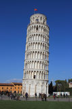 Leaning tower Stock Image
