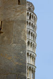 The leaning tower of Pisa, Italy. Photo of the leaning tower of Pisa, Italy Stock Photo