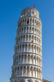 Leaning tower of Pisa, Italy Royalty Free Stock Images