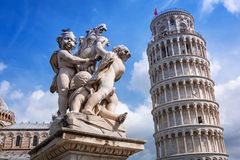 Leaning Tower of Pisa, Italy Royalty Free Stock Image