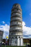 The Leaning Tower Of Pisa. This is a photo of the famous Leaning Tower Of Pisa Stock Photography