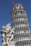 Leaning Tower of Pisa - Pisa - Italy Stock Images