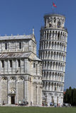 Leaning Tower of Pisa - Pisa - Italy Royalty Free Stock Photo