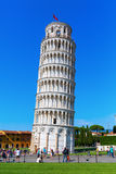 The Leaning Tower of Pisa in Pisa, Tuscany, Italy Stock Photos