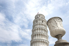 Leaning Tower of Pisa. Stock Images