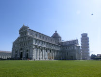 Leaning Tower of Pisa Square of Miracles. Eastphoto, tukuchina,  Leaning Tower of Pisa Square of Miracles Royalty Free Stock Photos