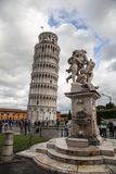 Leaning Tower of Pisa Stock Images