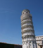 The leaning tower of Pisa - Tuscany Stock Photo