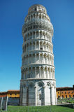 Leaning tower of Pisa, Tuscany, Italy Royalty Free Stock Images