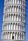 Leaning tower in Pisa, Tuscany, Italy Royalty Free Stock Image