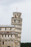 The Leaning Tower of Pisa. Tuscany, Italy Royalty Free Stock Photos