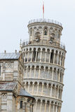 The Leaning Tower of Pisa. Tuscany, Italy Stock Photo