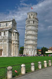Leaning Tower of Pisa, Tuscany, Italy Stock Photography