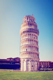 Leaning Tower Royalty Free Stock Photography