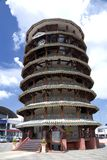 Leaning Tower of Teluk Intan Stock Photography