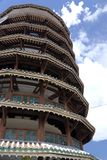 Leaning Tower of Teluk Intan Royalty Free Stock Photos