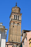 Leaning Tower of Venice Stock Photography