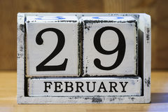 Leap Day Royalty Free Stock Photo