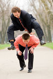 Leapfrog Royalty Free Stock Images