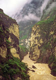 Leaping tiger gorge, yunnan, china Stock Image