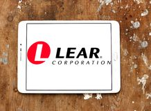 Lear Corporation logo Royalty Free Stock Photography