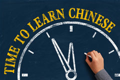 Learn Chinese Stock Photography