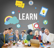 Learn Education Study Activity Knowledge Concept Royalty Free Stock Photos