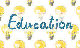Learn Education Study Insight Knowledge Ideas Improvement Concep Stock Images