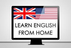 Learn English Royalty Free Stock Image