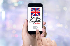 Learn English Royalty Free Stock Photo
