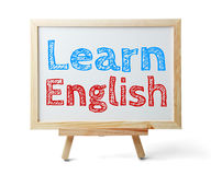 Learn English Stock Photos