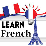 Learn French Royalty Free Stock Photo