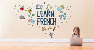 Learn french on computer