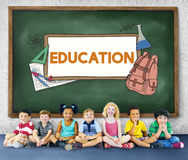 Learn Kids Camp Student Education Concept royalty free stock photos