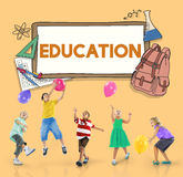Learn Kids Camp Student Education Concept royalty free stock photography