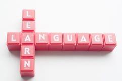 Learn language Royalty Free Stock Photos