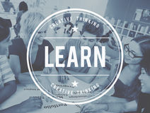 Learn Learning Knowledge Education Concept Royalty Free Stock Photo