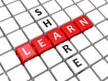 Learn share Stock Photos