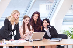 Learning associates royalty free stock photo