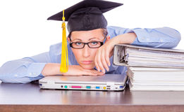 Learning for better chances Stock Photo