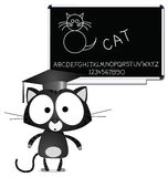 Learning blackboard Royalty Free Stock Images