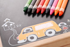 Learning Colors Stock Photography