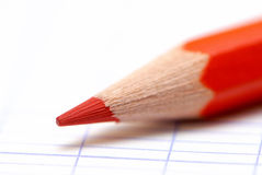 Learning concept. A very nice picture to illustrate some learning concept with colors pencils Royalty Free Stock Photo
