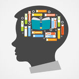Learning Concept royalty free illustration