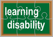 Learning disability Stock Photography