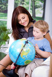Learning about Earth Stock Photography