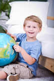 Learning about Earth Stock Photos