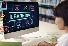 Learning Education Ideas Insight Intelligence Study Concept Royalty Free Stock Photo