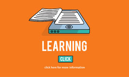 Learning Education Improvement Insight Study Concept Royalty Free Stock Photography